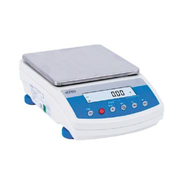精密天平,量程6kg,可读性0.1g,内校,WLC 6/A2/C/2,RADWAG