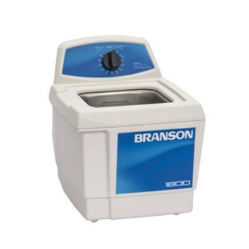 台式超声波清洗器,1.89L,Branson,M1800H-C,机械定时,加热,Branson