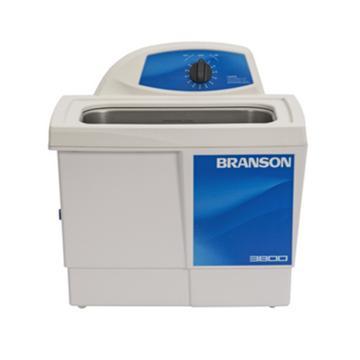 台式超声波清洗器,5.67L,Branson,M3800-C,机械定时,Branson