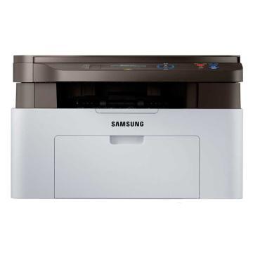 三星(SAMSUNG) SL-M2071W A4黑白激光打印机 复印扫描多功能一体打印机 无线WIFI