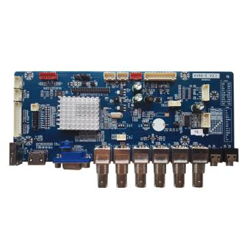 监控专用LVDS驱动板带