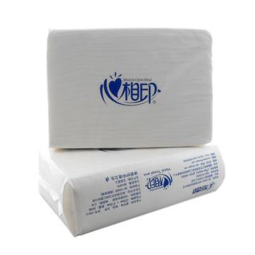 心相印 擦手纸, CS012 200张/包 21包/箱 单位:箱