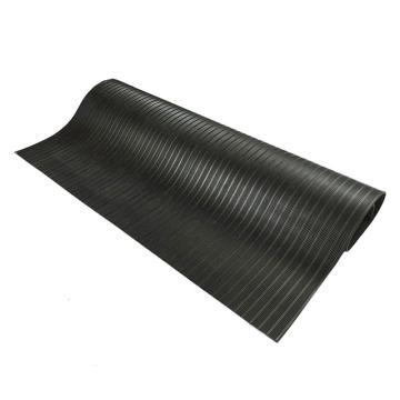爱柯部落耐高压绝缘橡胶垫,黑色,耐压 5000V-10000V,宽度1米 单位:平方