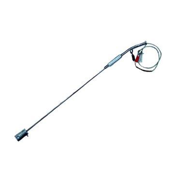 铠装热电偶,WRNK2-191M  K分度  长度13米  测量范围0-800度  Φ5mm  I/A级