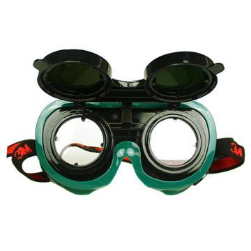 3M 焊接眼镜,10197,焊接防护眼罩 70071612298