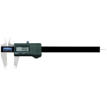 "FOWLER 防水数显卡尺,0-150mm/0-6"",51223100"