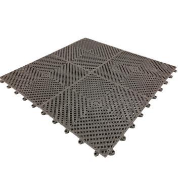 爱柯部落疏水垫,疏水防滑拼块地垫,30×30cm 单位:片