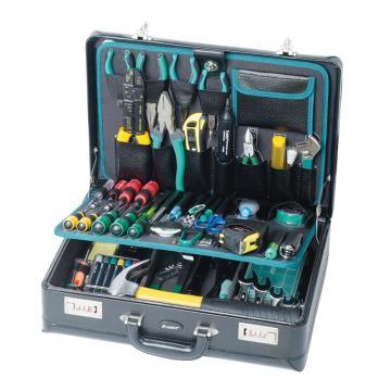 宝工 Pro'skit 高级电工工具,65件套,1PK-1700NB-1