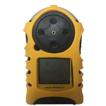 霍尼韦尔/HONEYWELL 气体检测仪,MINIMAX X4(H2S ) 带充电套装