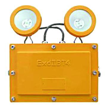 翰明光族 GNLC8220-YJ 长寿命防爆应急工作灯,6W 壁挂式安装 单位:个