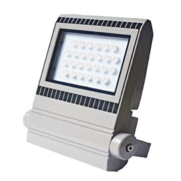 翰明光族 GNLC9622-50W LED泛光灯  50W 白光 U型支架式安装