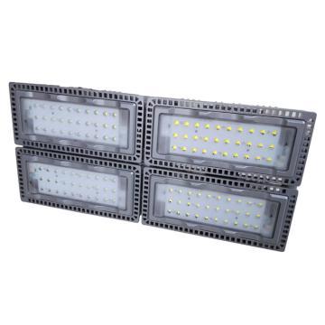 翰明光族 GNLC9624B-450W LED多模组投光灯450W 白光 U型支架式安装