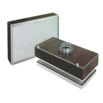 JAF 可更换式高效过滤器,箱体外尺寸600*600*180mm(过滤器560*560*70mm),过滤效率H14