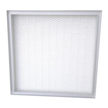 JAF 铝框顶液槽高效过滤器,宽*高*厚度570*570*94mm,过滤效率H14