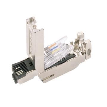 西门子/SIEMENS 6GK1901-1BB10-2AA0工业级水晶头