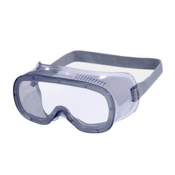 代尔塔DELTAPLUS 护目镜,101125,MURIA1安全护目镜 直接通风