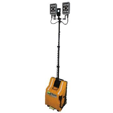 尚为 SZSW2980 多功能移动照明系统, 5700-6500K 白光