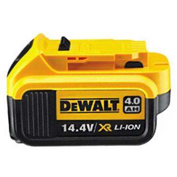 得伟锂电池,14.4V 4.0Ah,DCB142