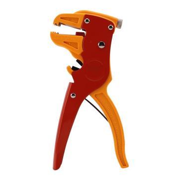 宝工 Pro'skit 鸭嘴型单扁平电缆自动剥线钳,0.2~4mm2,CP-080E