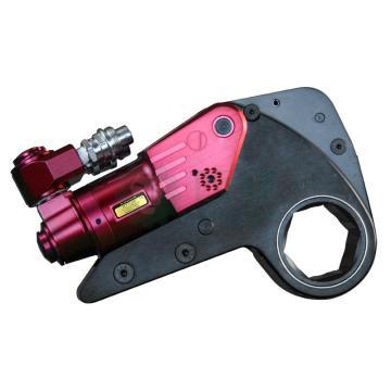 凯特克中空液压扳手,786-5226Nm 含衬圈(46\50\55\60mm可四选一)和上门培训一次,HY-ST-4XLCT