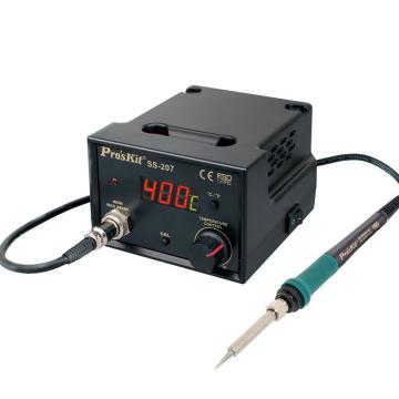宝工 Pro'skit ESD数位温控焊台,AC220V 60W,SS-207H