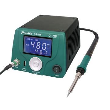 宝工 Pro'skit LCD 智能型温控焊台,60W,SS-256H