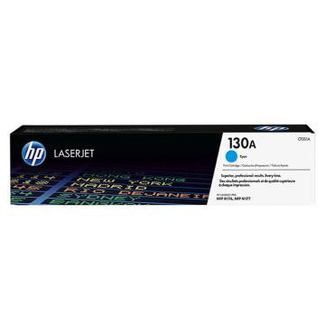 惠普 青色硒鼓,LaserJet CF351A 130A(适用于HP LaserJet Pro Color MFP M176) 单位:只