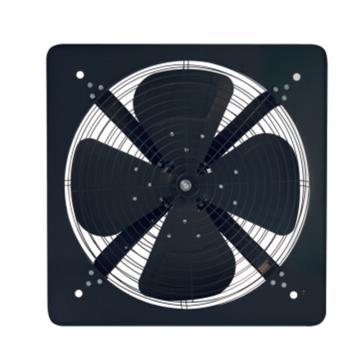 德通 方形排风扇,FAD25-4,220V,Ф250mm,带前后网罩