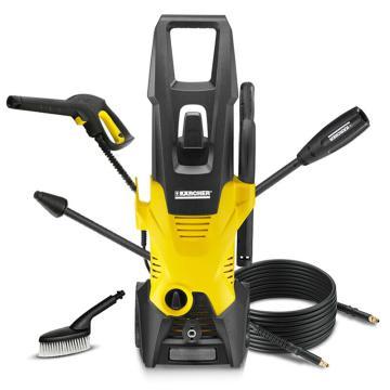 凯驰karcher卡赫 德国凯驰集团高压洗车机,家用清洗机K3 PLUS WSK,洗车神器 标配 220V