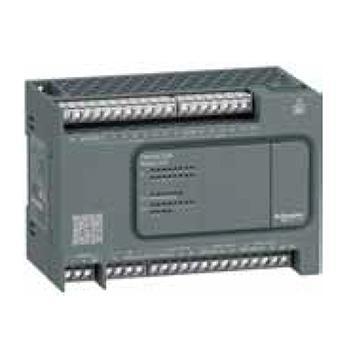 施耐德电气Schneider Electric 可编程控制器,TM100C24RN