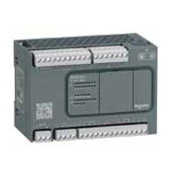 施耐德电气Schneider Electric 可编程控制器,TM200C24R