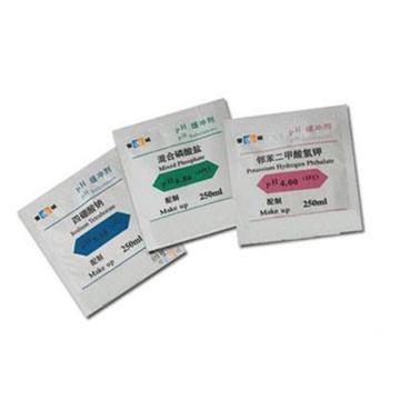 雷磁 缓冲剂, PH4.00,100包/盒