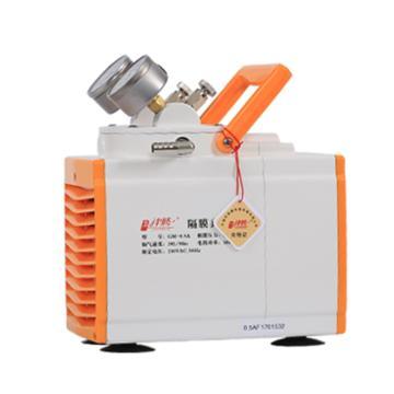 津腾隔膜真空泵,GM-0.5A(防腐)
