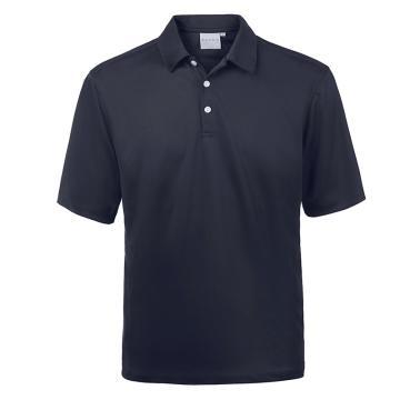 西域推荐 男式POLO衫,ZQT001-M-170/92(同系列50件起订),藏青色