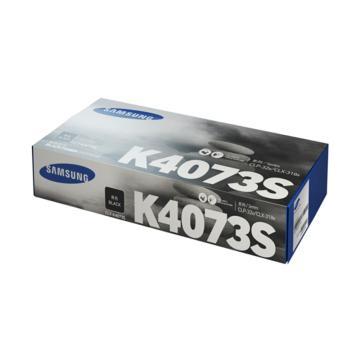 三星(SAMSUNG)CLT-K4073S黑色粉盒 适用于CLP-328 326 321N CLX-3186/3185系列