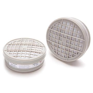 全面罩配件 -防氨滤毒盒(4号盒)