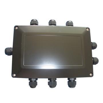 西安永红 汽车衡用传感器组件,(含6只 YZC-9传感器,1只JXH-8C接线盒,20米YJV4-0.12主线)