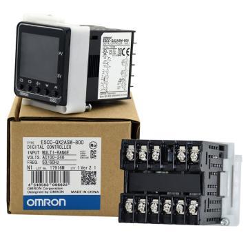 欧姆龙 温度控制器,E5CC-QX2ASM-800