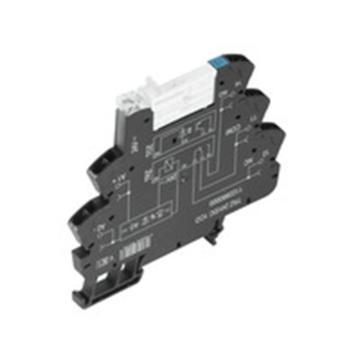 魏德米勒Weidmuller 继电器,TRZ 24VDC 1CO-1122880000