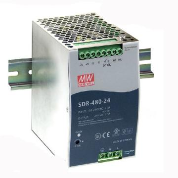 明纬 开关电源,SDR-480-24
