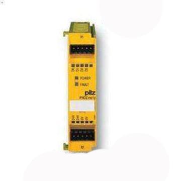 皮尔兹Pilz 安全继电器,PNOZ X8P 24 VDC 3n/o 2n/c 2so-777760