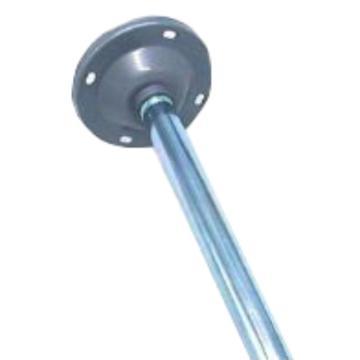 LED顶棚灯 安装配件(含1根0.2米长度的吊杆、含吸盘),单位:个