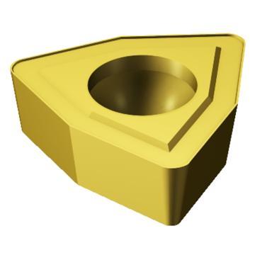 山特维克 U钻刀片,WCMX080412R-53 1020