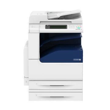 富士施乐 A3黑白数码复合机,(网打/扫描/双纸盒/输稿器) DC-V 2060单位:台