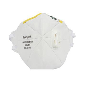 霍尼韋爾Honeywell 防塵口罩,H1005591V,KN95折疊式 白色耳帶式,1只