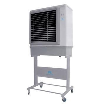 科瑞莱 高架移动式商业用空调扇,KF60-HS,220V,最大风量6000m3/h,储水量30L