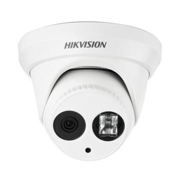海康威视 200万像素半球红外高清网络监控摄像头,红外30米, DS-2CD3325D-I(8mm)