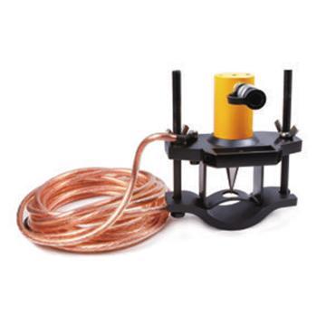 贝特电缆刺扎器,穿刺电缆最大直径135mm穿刺深度50mm,出力15T(CCST-220)
