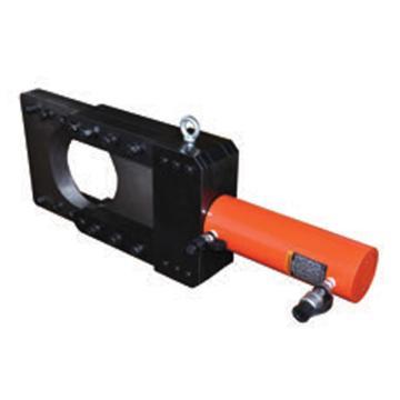 贝特双回路电缆切刀,最大切割Φ160mm带铠装的铜/铝电缆,出力30T(PC-170)