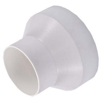 万鑫军联/WXJL 国标U-PVC排水管件 大小头,110*50mm